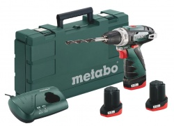 Шуруповерт Metabo PowerMaxx BS Basic Set